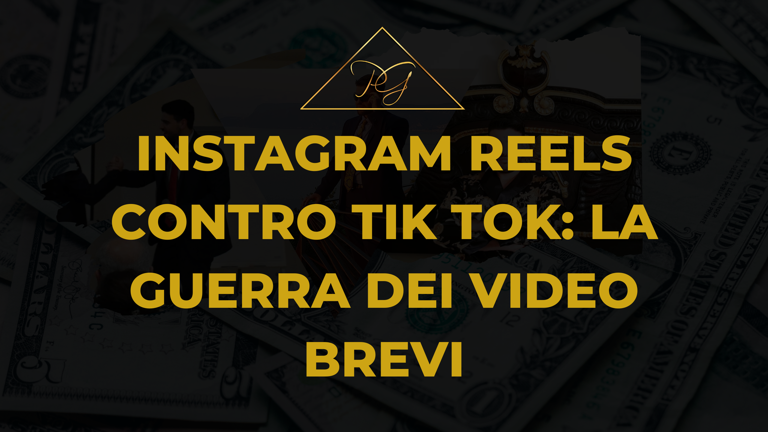 Instagram Reels contro Tik Tok